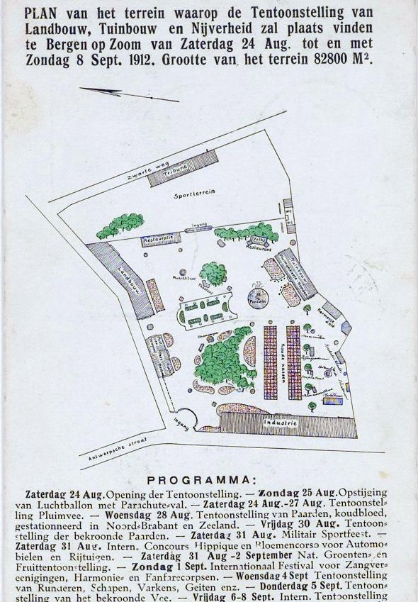 bergenopzoom1912plan