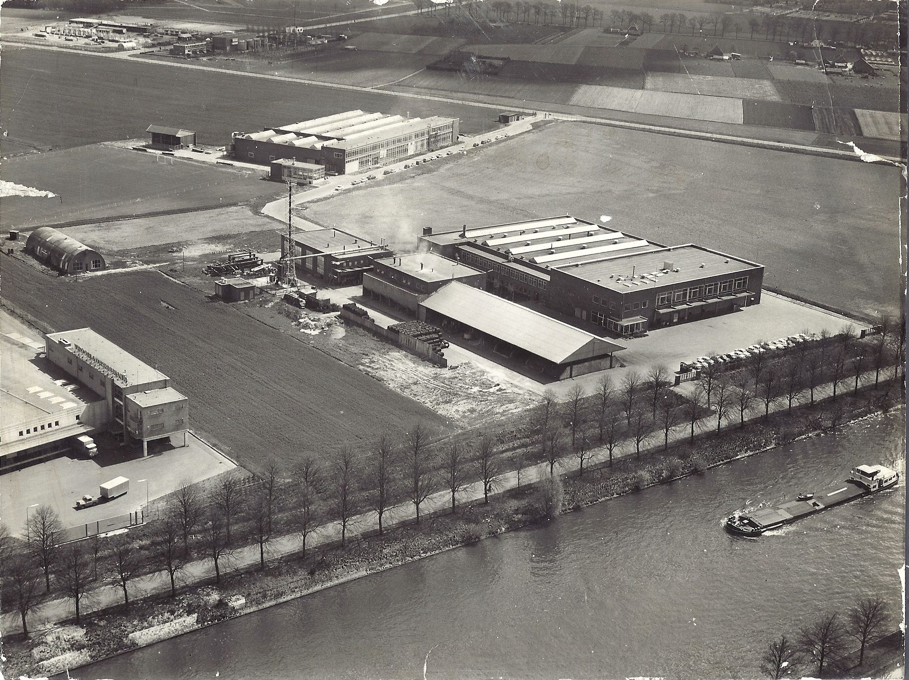 Smit Electrodenfabriek (West) 1965-1970